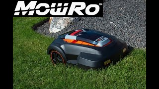 Watch Redback RM24 Easy, Safe, Fully Autonomous Lawn Mower