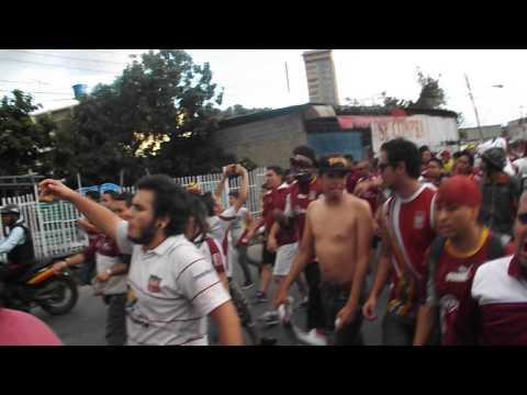 """Vamo' Grana | Aragua FC - Carabobo FC"" Barra: Granadictos • Club: Carabobo"