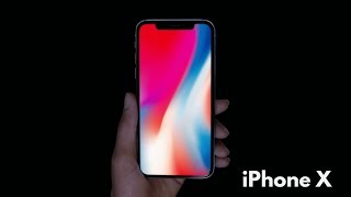 Apple iPhone X: First Look