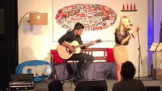 Claudia Leitte - Corazon (Live at the CMO in Los Angeles)