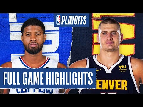 CLIPPERS at NUGGETS   FULL GAME HIGHLIGHTS   September 7, 2020