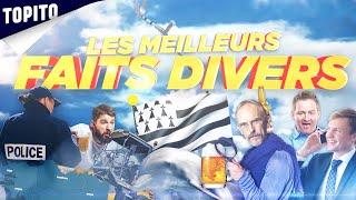 Top 5 Des Meilleurs Faits Divers De... Bretagne #ep1