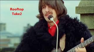 """Beatles sound making """" I've Got A Feeling """" Naked ver. Lead guitar"""