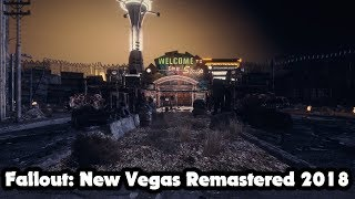 Fallout New Vegas Remastered