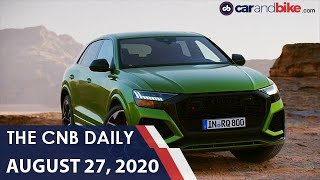 Audi RS Q8 Price | Honda Hornet 2.0 Launch | RE Classic 500 Tribute Black