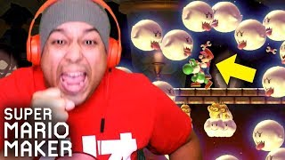 NEXT!! NEXT!! NEXT!! NEXT!! OH AND.... NEXT!! [SUPER MARIO MAKER] [#191]