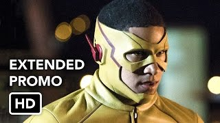 "Сериал ""Флэш"", The Flash 3x02 Extended Promo ""Paradox"""