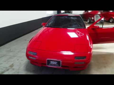 Video of '91 RX-7 - LEQN