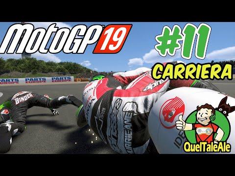 PILOTI SULLE TIBIE | MotoGP 19 - Gameplay ITA - Carriera #11