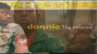 Donnie  ''Do You Know''  The Colored Section (Video)