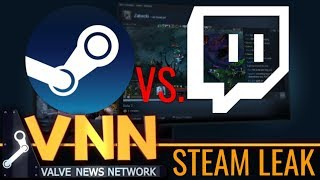 Valve May be Taking on Twitch - Steam.tv Revealed