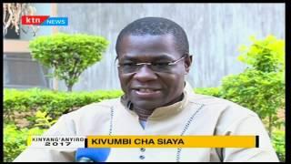 Kinyanganyiro 2017: Ugavana wa Kaunti ya Nyeri - 16/3/2017 [Sehemu ya Pili]