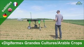 """Digitisation in agriculture: """"Digifermes"""" project in France tests smart farming technologies"""