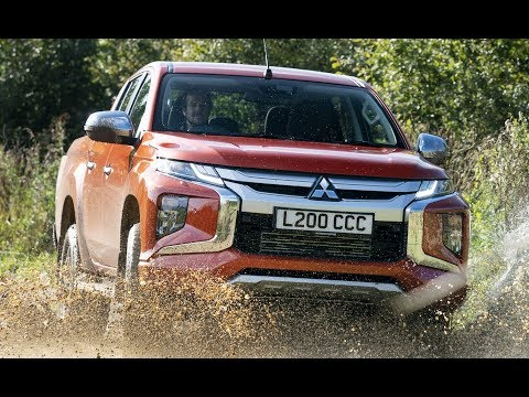 2019 Mitsubishi L200 Off-Road Test Drive