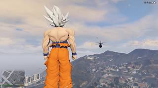 GTA 5 Ultra Goku