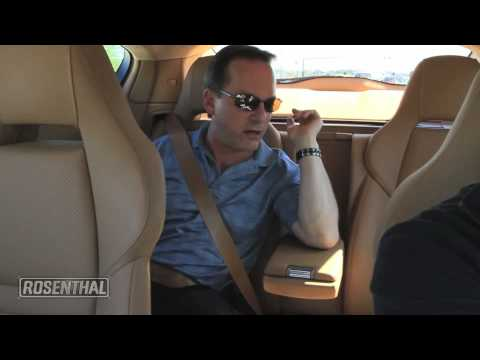2010 Porsche Panamera Turbo Test Drive & Review