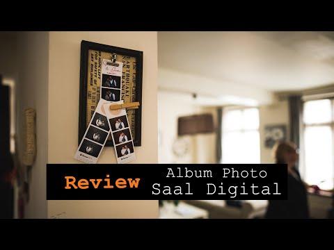 [TEST] ALBUM PHOTO de chez SAAL DIGITAL 📷