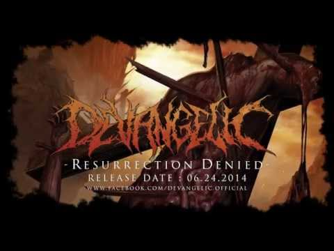 "Devangelic - ""Desecrate The Crucifix"" NEW SONG (2014)"