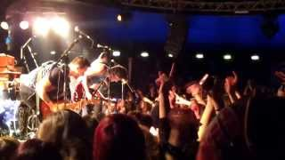 The Anthem - Blame It On Yourself LIVE @Orion Club, Roma (02/03/2014) #ALoveLikeTour