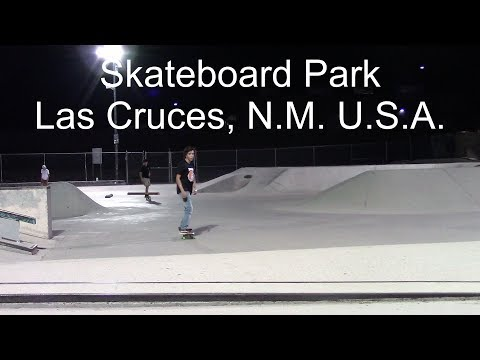 Skateboard Park Las Cruces New Mexico