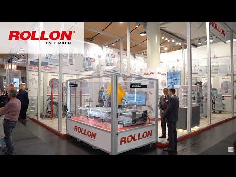 Rollon @ EMO Hannover 2019