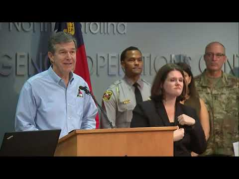 North Carolina officials say even though the sun is shining in parts of the state, major flooding is continuing in the aftermath of Florence and is expected to worsen in some areas. (Sept. 18)