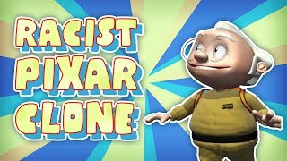 What the HELL is What's Up? (A Racist Pixar Clone)