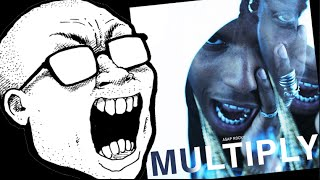 "A$AP Rocky - ""Multiply"" ft. Juicy J TRACK REVIEW"