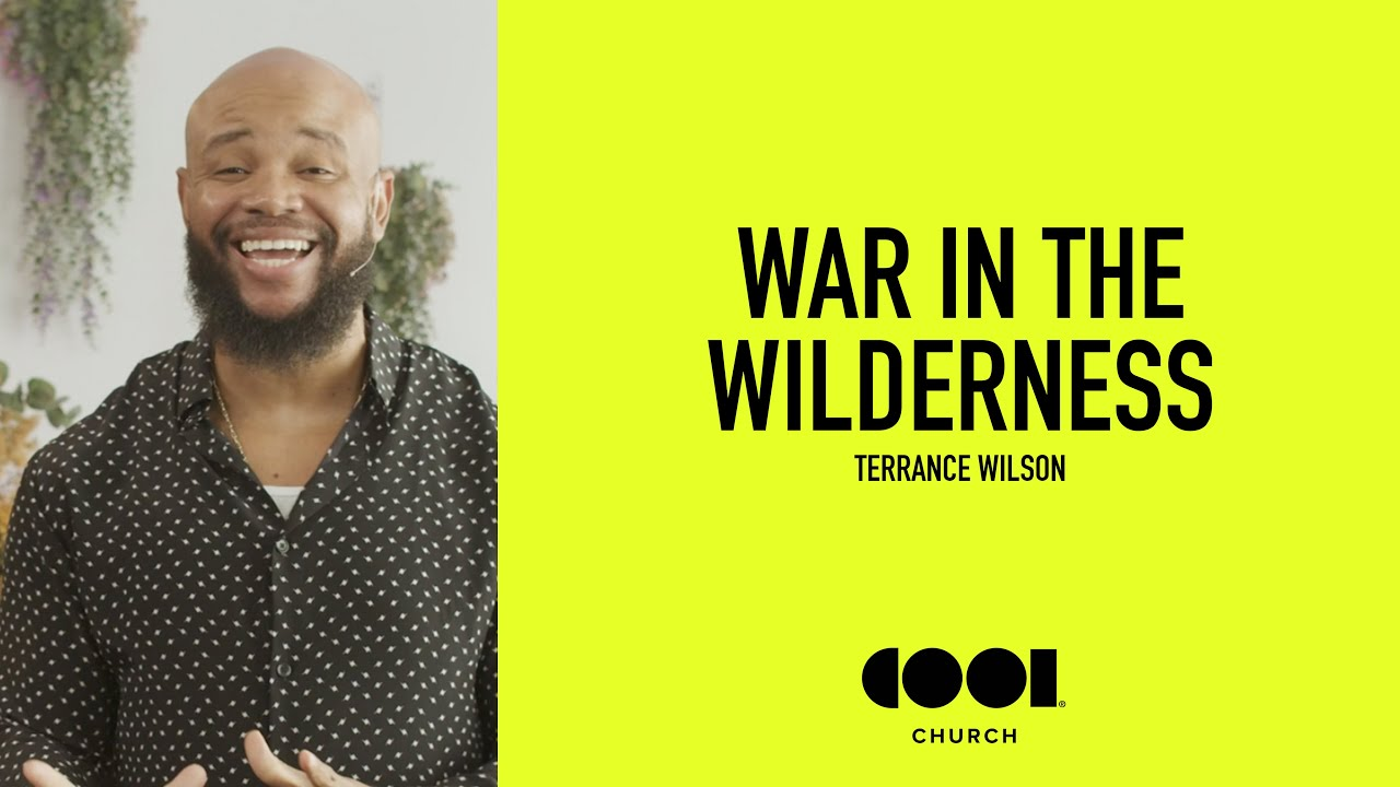 WAR IN THE WILDERNESS Image