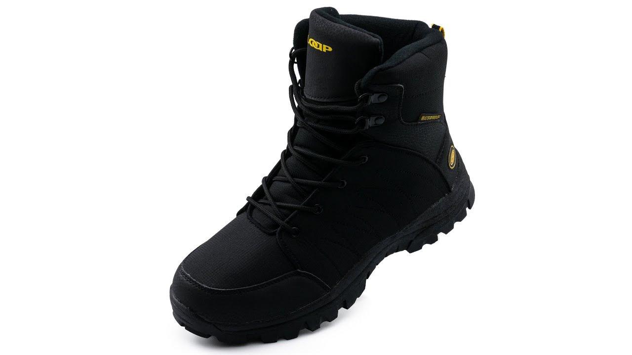 1b39dba747 Pánské zimní boty Loap s membránou Waterproof