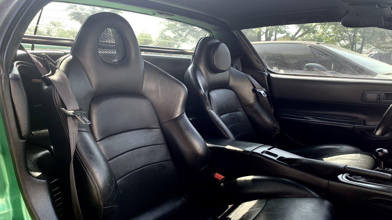 Honda S2000 Seat Pan Swap!