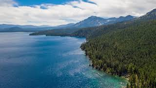 DJI Mavic 2 Pro Hyperlapse Test - Lake Tahoe