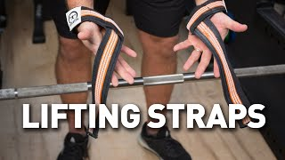 Complete Guide to LIFTING STRAPS - How, Why, When to Use!