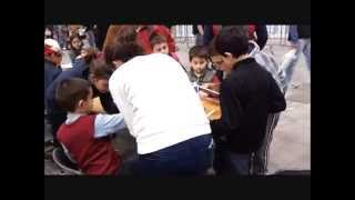 preview picture of video 'Aeliante 2014 in ... Fiera: L'aeromodellismo e I CARE, il metodo educativo di don Lorenzo Milani'