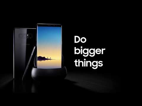 Samsung Commercial for Samsung Galaxy Note8 (2017) (Television Commercial)