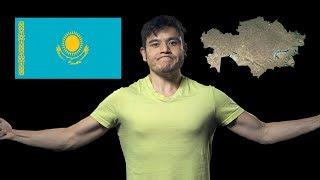 Geography Now! Kazakhstan