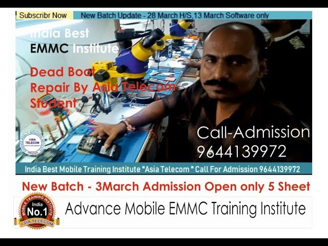 Download Emmc Dead Boot Repair By Asia Telecom Student Must Watch  Technician India No 1 Emmc \institute MP4 3GP MP3 HD youtube videos -  www Waplic Co