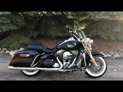 2016 Harley-Davidson Road King® in Muskego, Wisconsin