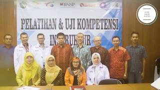 PELATIHAN TOT FOR PROFESSIONAL TRAINER BATCH 1 SKEMA SKKNI LISENSI BNSP
