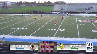Boys Soccer Sectional Tippecanoe Valley Vs Maconaquah
