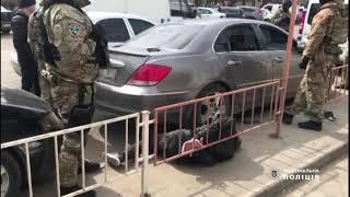 В Одессе задержали банду кавказского «авторитета». ВИДЕО