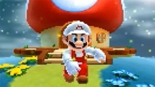 Super Mario 3D Land 100% Walkthrough Part 14 - Special World 6 (All Star Coins & Gold Flags)