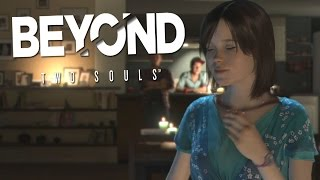 HOW TO BE AWKWARD AT A PARTY | Beyond: Two Souls [2]