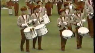ViJoS Drum- en Showband Rastede 1992