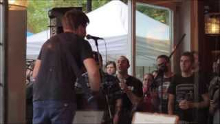 KJ Jansen [Chixdiggit] live at Festival Hochelaga BBQ 2013