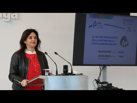 Presentación de los presupuestos del Área de Gestión Económica y Administrativa para 2021