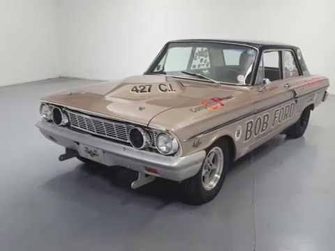 1964 Ford Fairlane for Sale ClassicCars CC-1133005