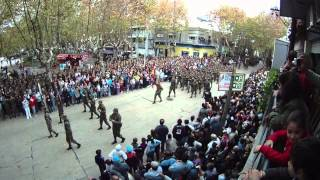 preview picture of video 'Desfile de el aniversario del Ejército Nacional 24-5-12 -DURAZNO 3/6'