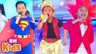 Nhạc Thiếu Nhi Sôi Động ♫ Thật Đáng Yêu ♫ Alibaba - Bài hát vui nhộn cho cho trẻ mầm non