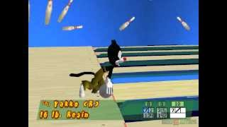 Animaniacs: Ten Pin Alley - Gameplay PSX / PS1 / PS One / HD 720P (Epsxe)